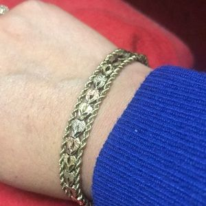 Other - 14k 3 gold bracelet